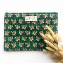 Trousse BACHCA x APACHES COLLECTIONS - vert